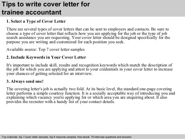 Objectives Of Resumes. trainee accountant cover letter. personal ...