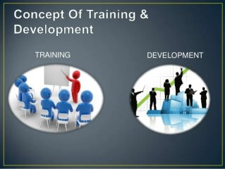 Concept of Training and Development