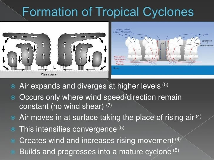 Image result for Characteristics of tropical cyclones
