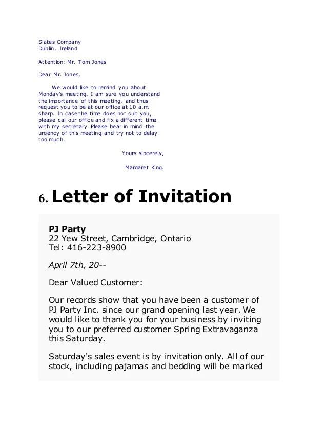Sample invitation letter customer meet invitationjpg us visa invitation letter futureclim info stopboris Gallery