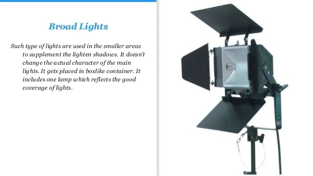 ultimate types of stage lighting you