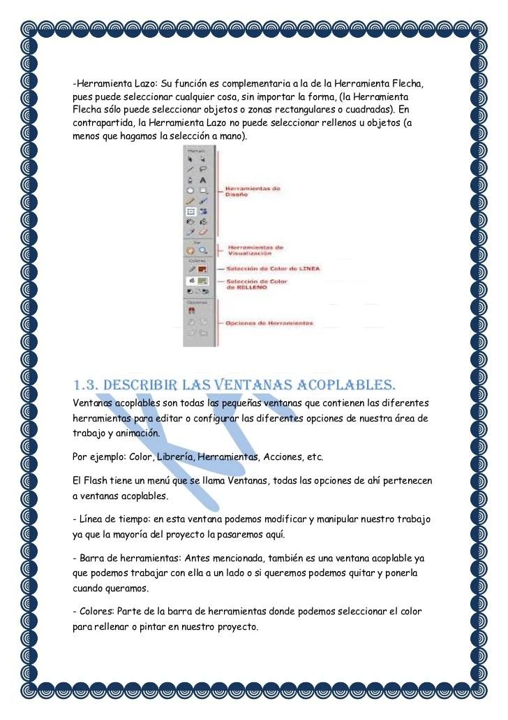 Unidad 1 Identificar Los Elementos De La Vantana Del