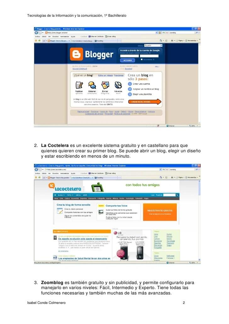 Unidad 3 DiseO WebWeblogs Y Gestores De Contenidos