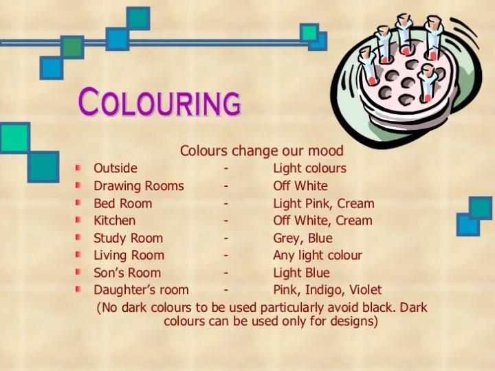 Bedroom Wall Colours As Per Vastu My Web Value
