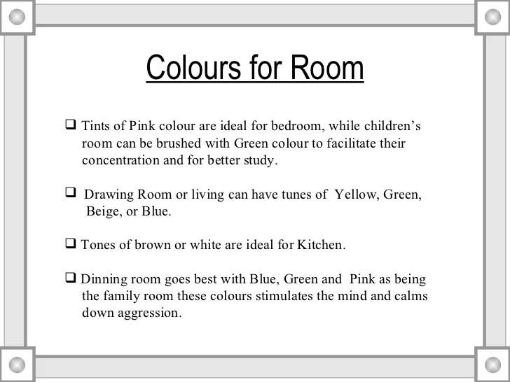Vastu Tips For Home Colours Part 50