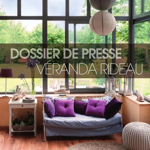 dossier de presse veranda rideau 2016