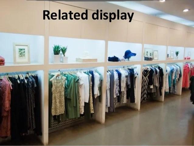 Visual Merchandising Props