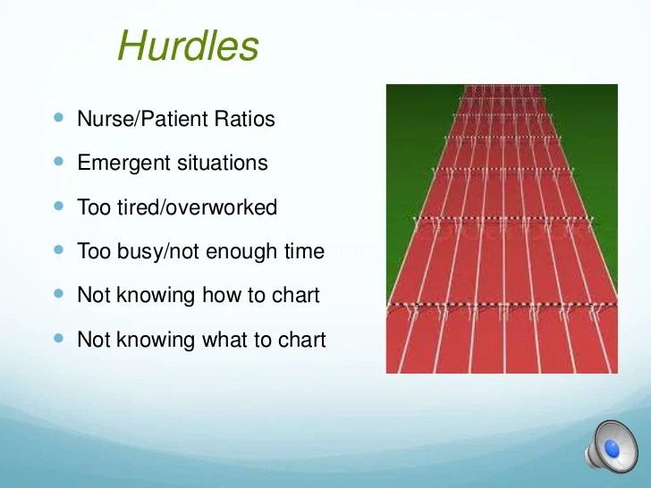 Nurse Charting Guidelines