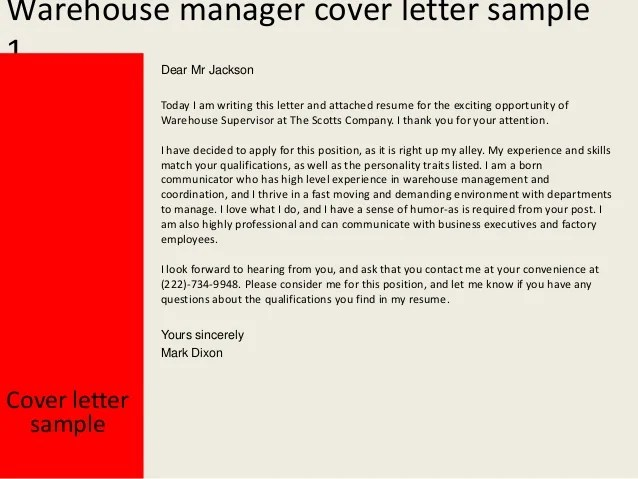 distribution cover letter. sample resume best resume ...
