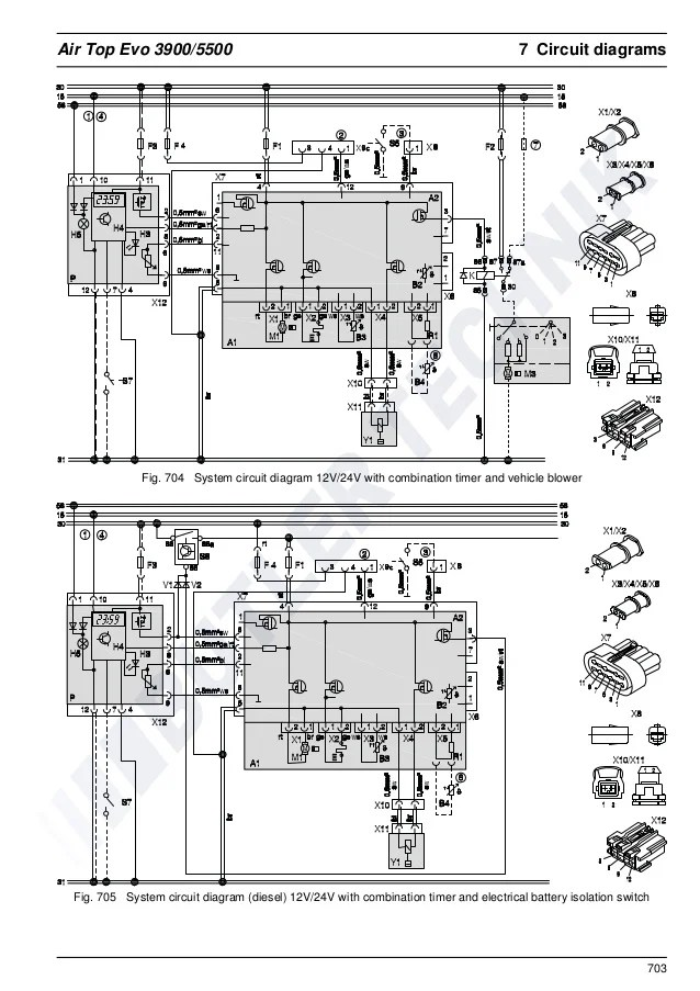 Webasto Diesel Heater Wiring Diagram Manual  Somurich