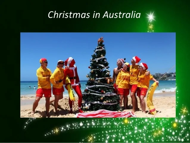 Week 11 Christmas In Australia A