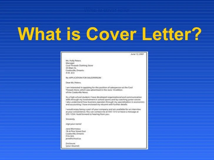 Definition Of Resume And Cover Letter. business case study ...