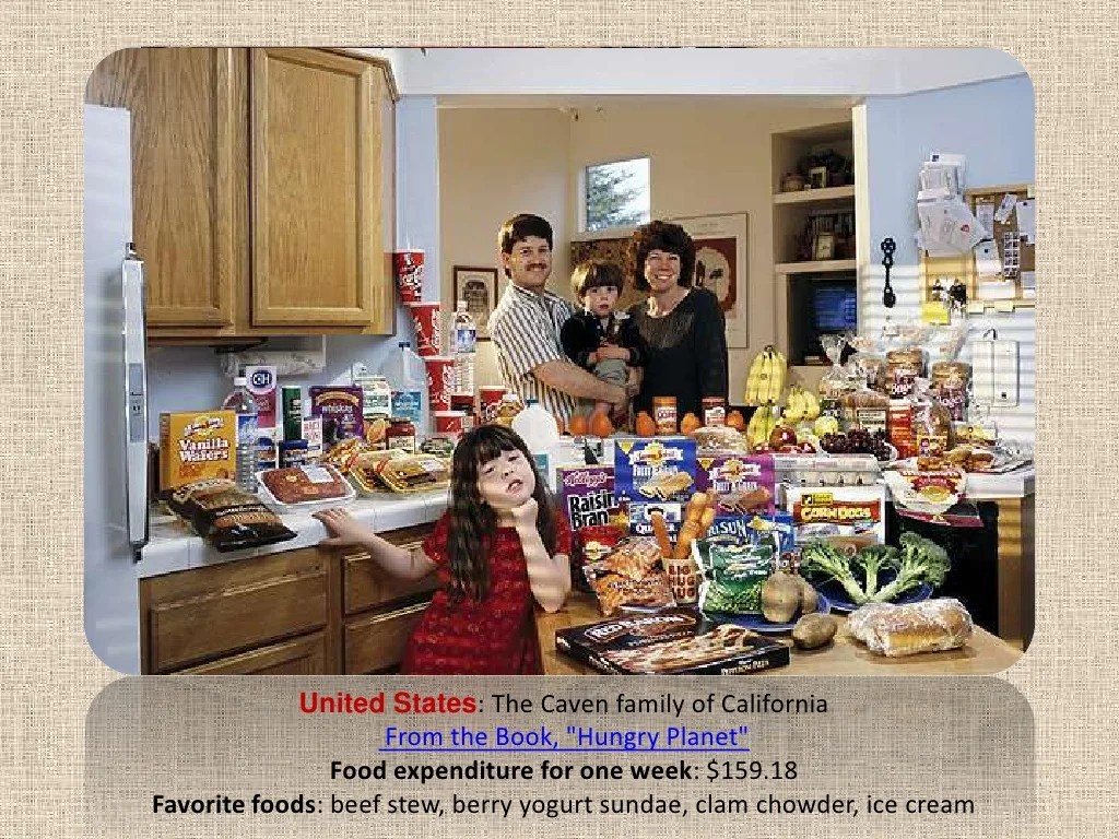 United States The Caven Family
