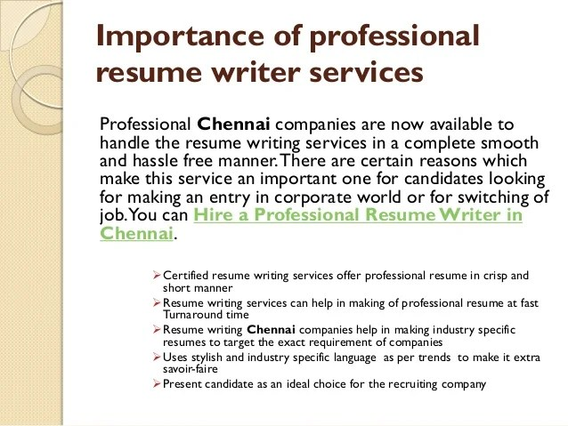 Best professional resume writing services london ontario