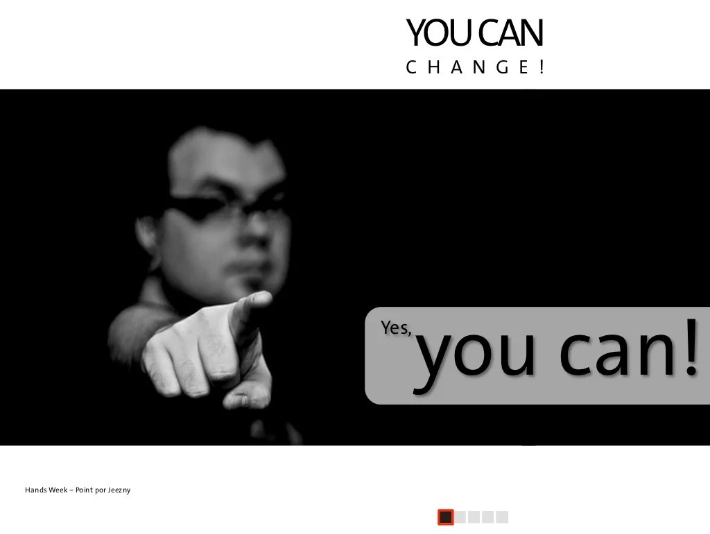 You Can C H A