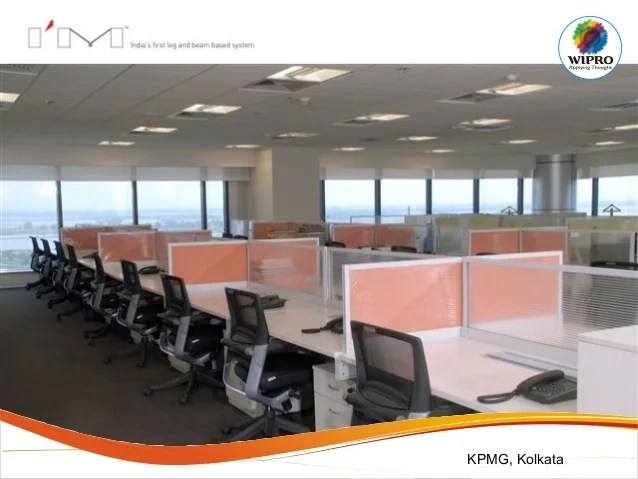 Wipro Furniture Installations