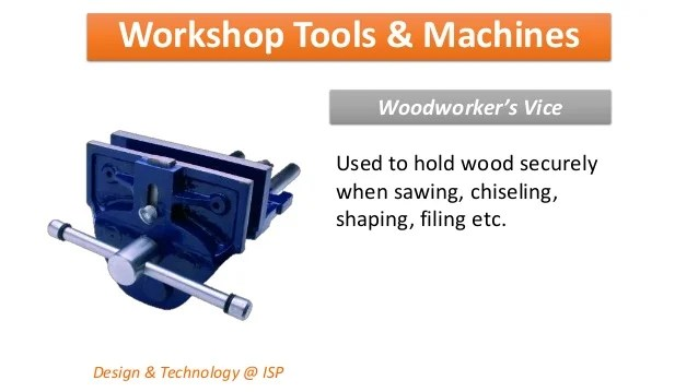 Names Woodworking Tools Hand