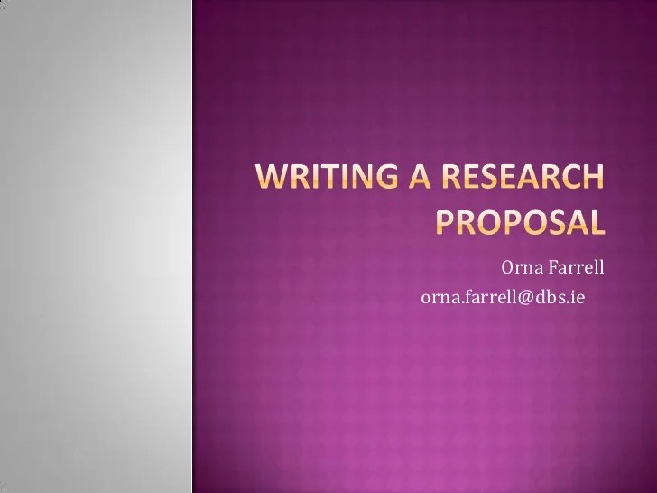 how to write a research paper for grad school
