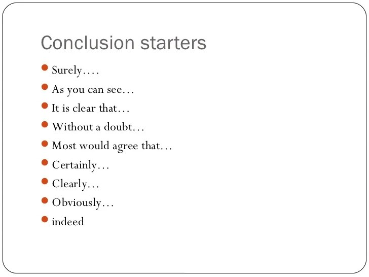 what are introductions and conclusions in essay writing Sometimes when we write an essay we forget that we're speaking to someone (a reader) we also forget that the beginning of our essay is technically the first impression that we make on the reader, while the conclusion is our last chance to get the reader's attention rather than focusing on writing an essay that is simply.