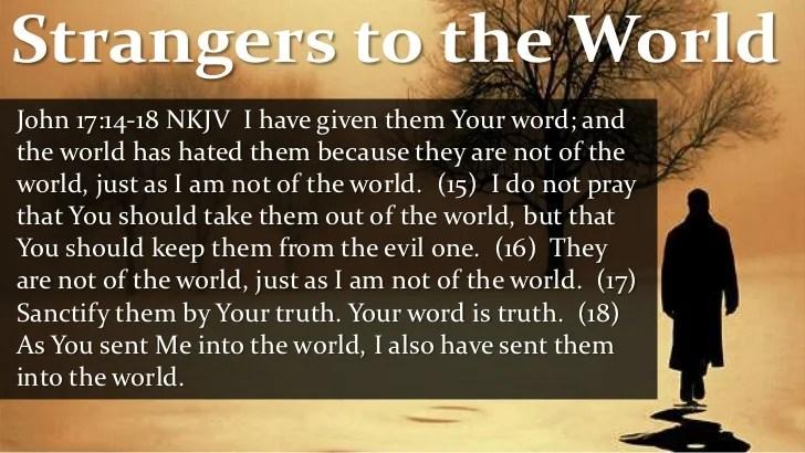Image result for john 17:14-18