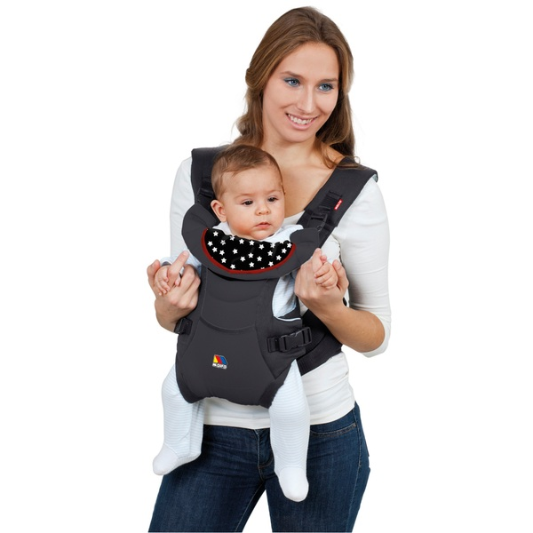 Molto Multiposition Comfort 3 In 1 Baby Carrier Baby Travel Accessories UK