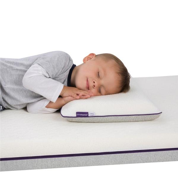 clevamama clevafoam toddler pillow smyths toys uk