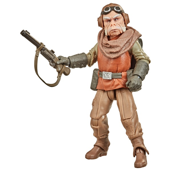 Star Wars The Black Series Kuiil The Mandalorian Collectible Action Figure Smyths Toys Ireland
