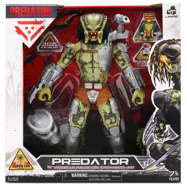 Predator Classic 30cm Predator Figure Smyths Toys Uk