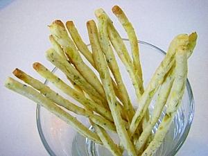愛犬用おやつ♪ さつま芋のプリッツ