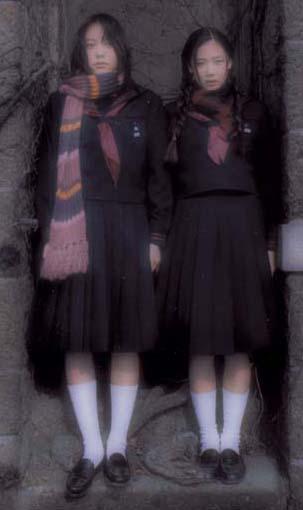 蒼井優 花とアリス セーラー服 セーラー服 拘束 高校教師