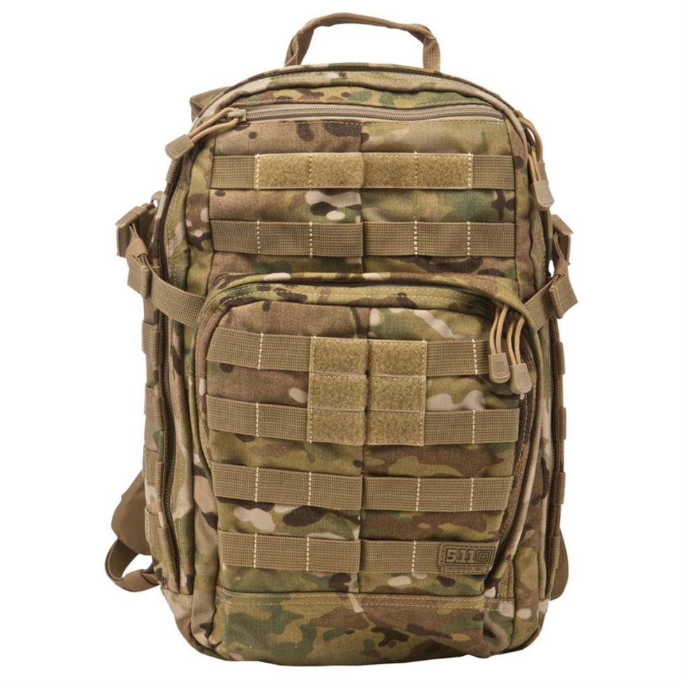 ... Style Backpacks & Bags / 5.11 Tactical® Multicam RUSH 12 Backpack