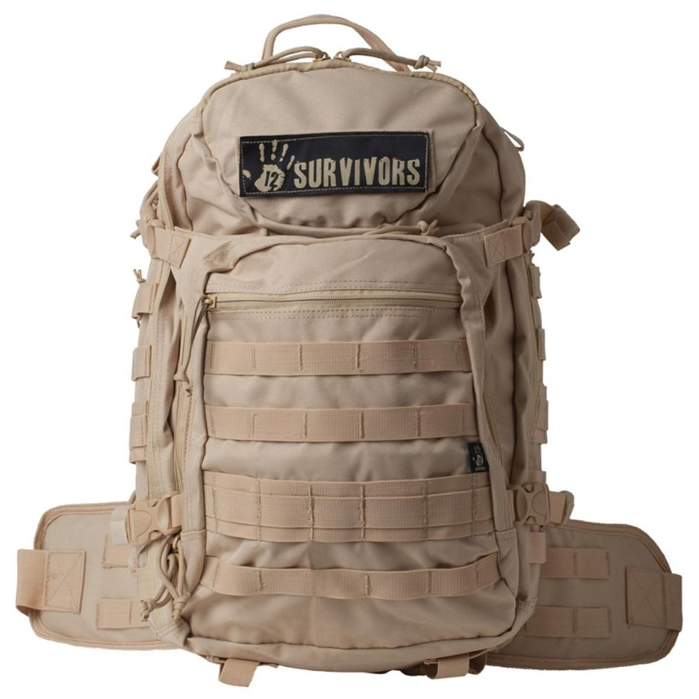 Survivors Tactical Backpack - 424785, Military Style Backpacks & Bags ...