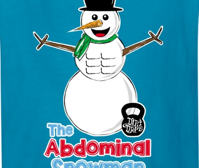 Abdominal Snowman Kids T Shirt Multiple Colors