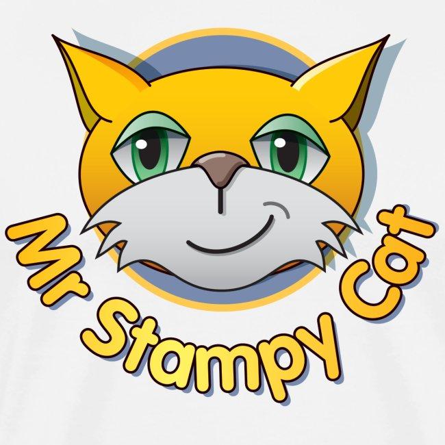 Stampy Moon Mr Cat