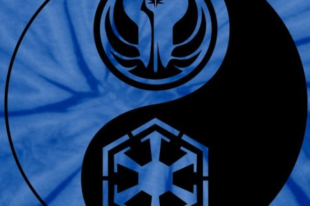 Star Wars Galactic Republic Symbol Full Hd Pictures 4k Ultra