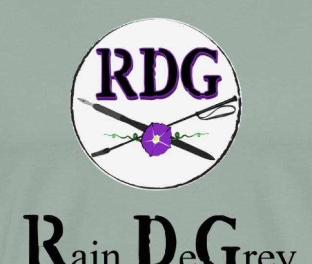 Rdg Logo Black Lettering Mens Premium T Shirt Jpg