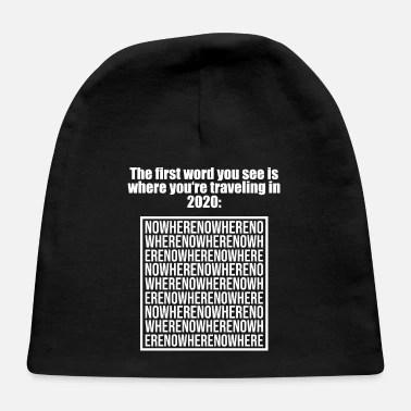 Shop Travel Bug Baby Caps Online Spreadshirt