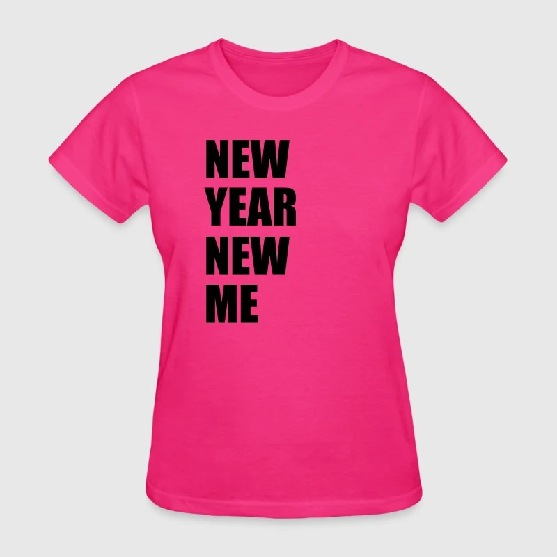 New Year New Me by j2designs   Spreadshirt