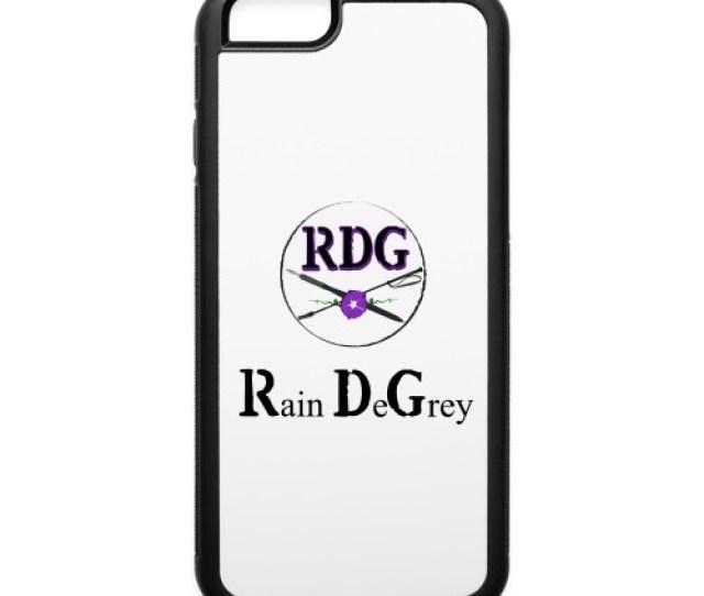 Rdg Logo Black Lettering Iphone 6 6s Rubber Case