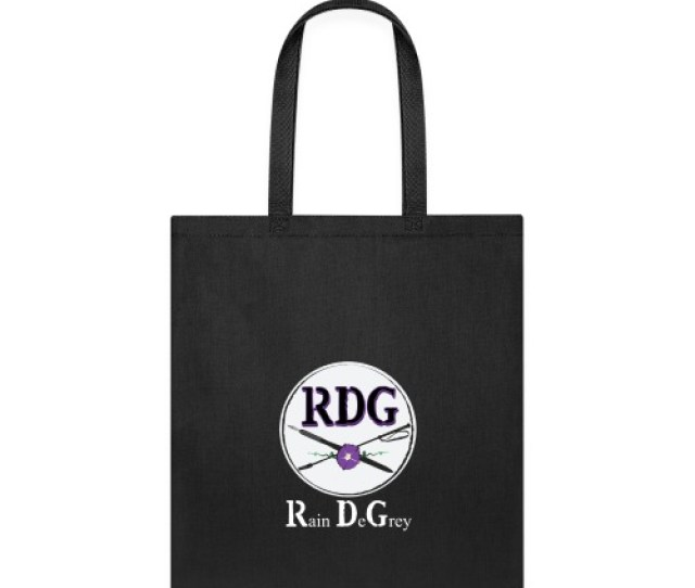Rdg Logo With White Lettering Tote Bag