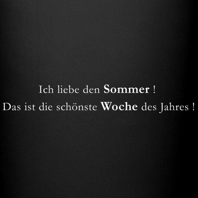 Blabla Tshirts Sommer Regenwetter Witziger Spruch Tasse