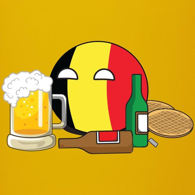 Countryball 2 Belgium 9gag