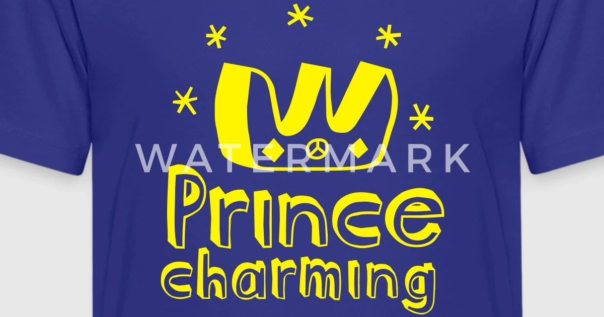 Funny Prince Charming For I Love Stag Do Birthday