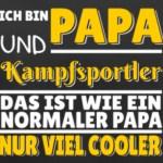 Taekwondo Geschenk Papa Zur Geburt Kampfsportler Kissenhulle Spreadshirt