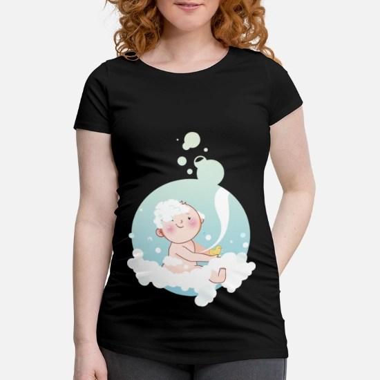 Sehr Originelle T Shirts Fur Schwangere
