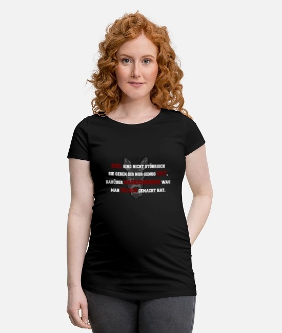 Witzige Susse Umstandsmode T Shirt Mit Motiv Schwangerschaft Lang