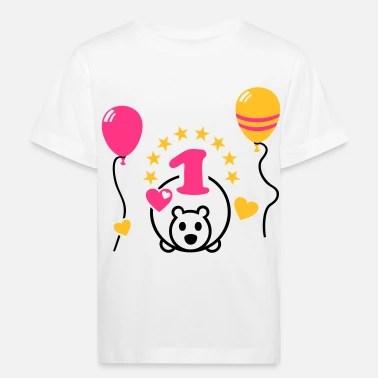 1st Birthday T Shirts Unique Designs Spreadshirt