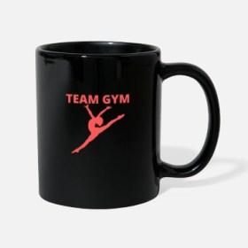 Team gymnastique - Mug