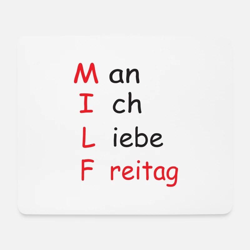 Milf Lustige Spruche Sarkastisch Satire Witz Humor Mousepad