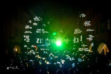 lichtgedicht | ju can jandl jurself ! | lichtstadt feldkirch